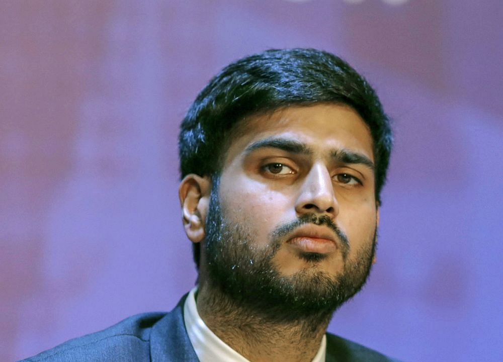 Anil Ambani's Son Rips Into Lockdown, Says It's 'About Control'