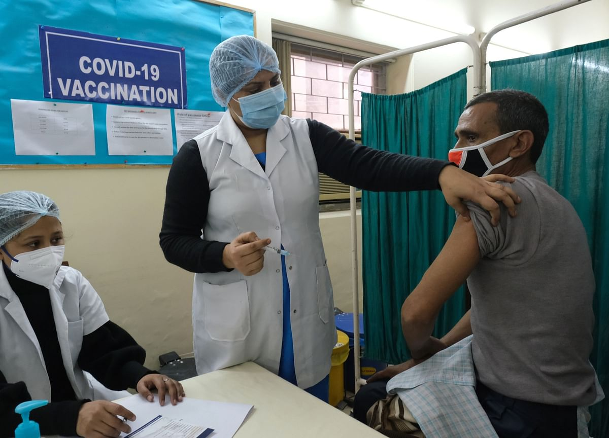 Coronavirus Update: India Reports 1.7 Lakh New Cases, 3,617 Deaths In Last 24 Hours