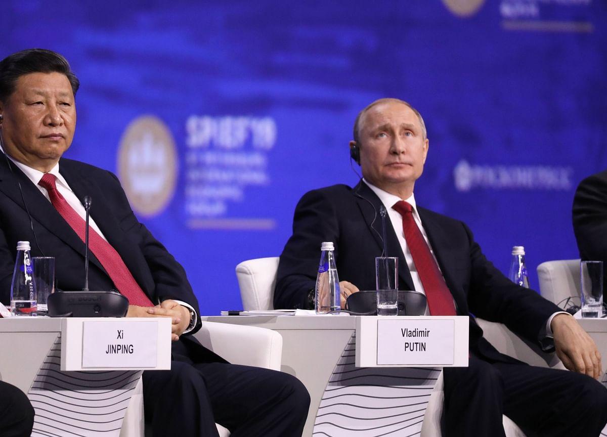 Blinken Warns China on Taiwan Encroachment, Russia on Ukraine