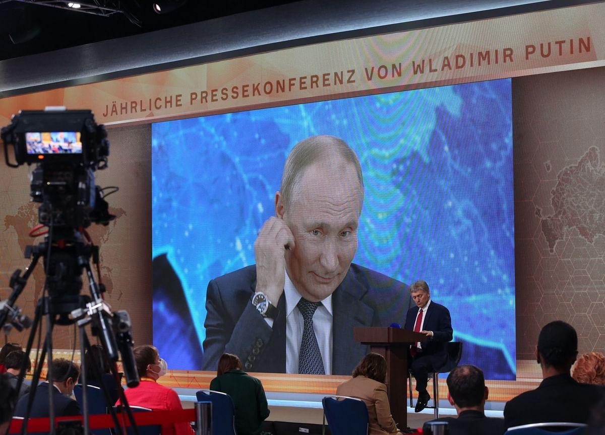 Vladimir Putin Is Tempting Fate