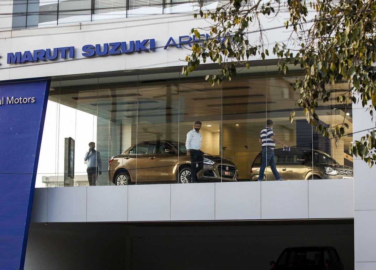 Maruti Suzuki Q4 Review - Higher Raw Material Costs Hurt Margin; Order Backlog Strong: Motilal Oswal