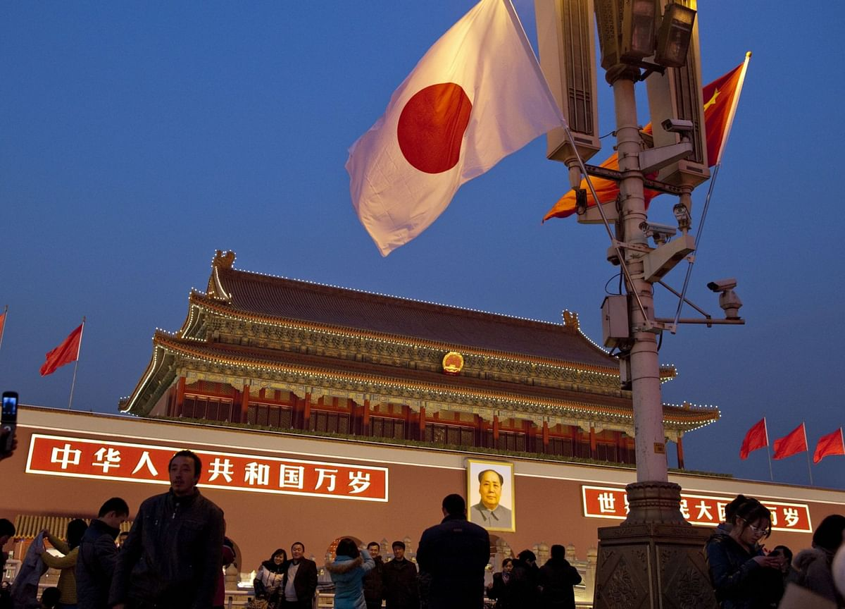 Japan, China Tensions Heat Up Over Report and Twitter Swipe