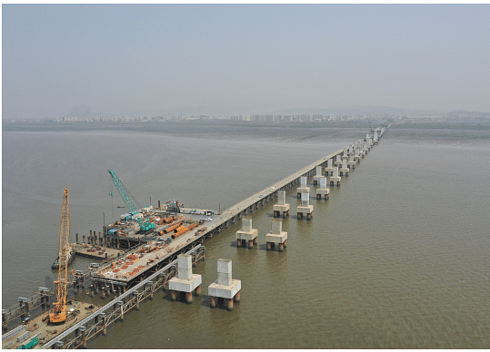 Status Of Mumbai's Infrastructure Projects Amid Covid-19 Second Wave