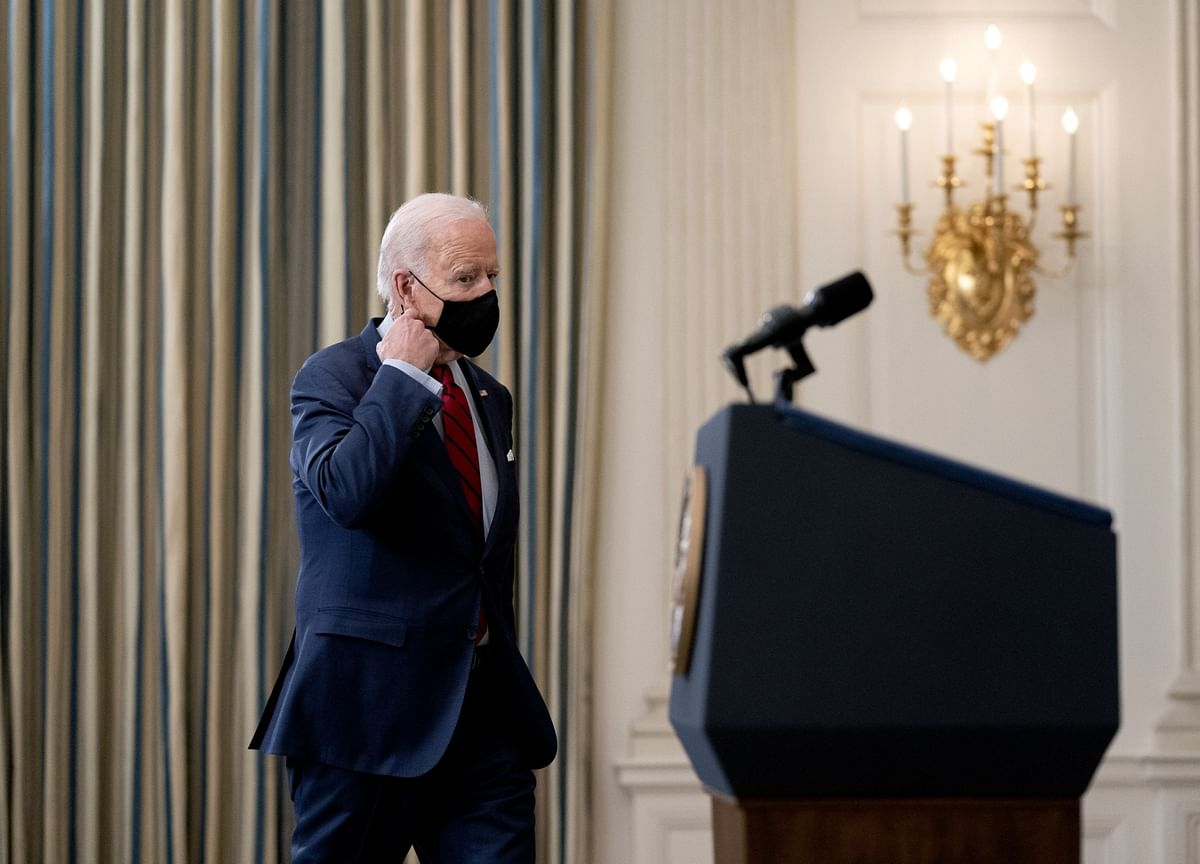 Biden to Ramp Up Pressure on Lawmakers in New Spending Pitch