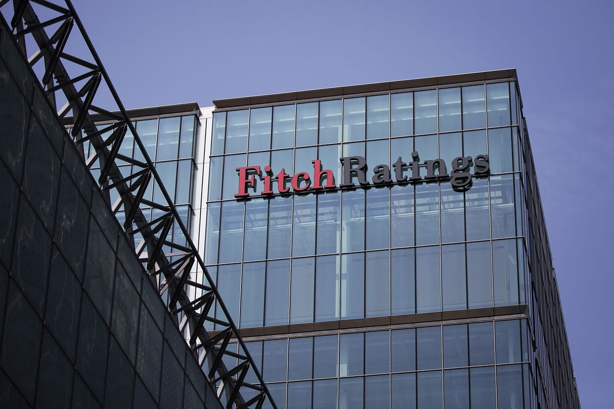 Fitch Affirms India At 'BBB-', Outlook Negative
