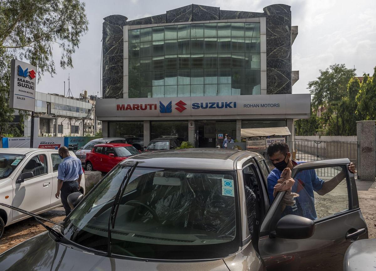 Maruti Suzuki Q4 Review - Profitability A Concern: IDBI Capital