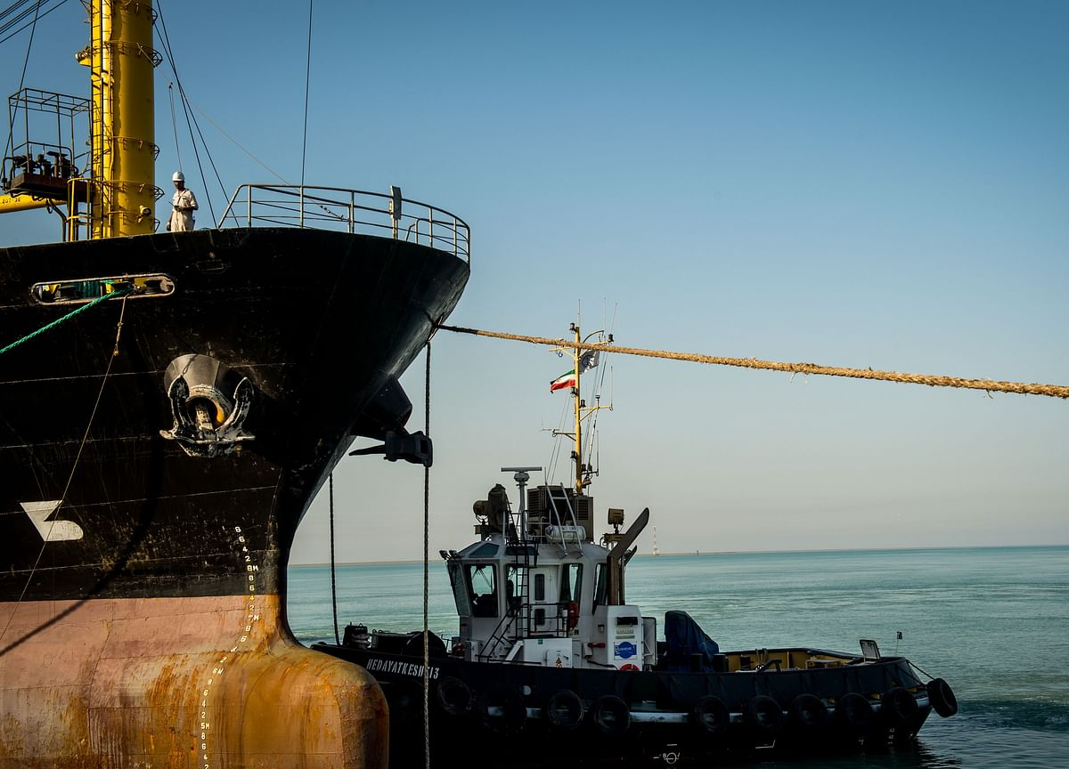 Iran Frees South Korean Ship in Sign of Detente Amid Atomic Talks