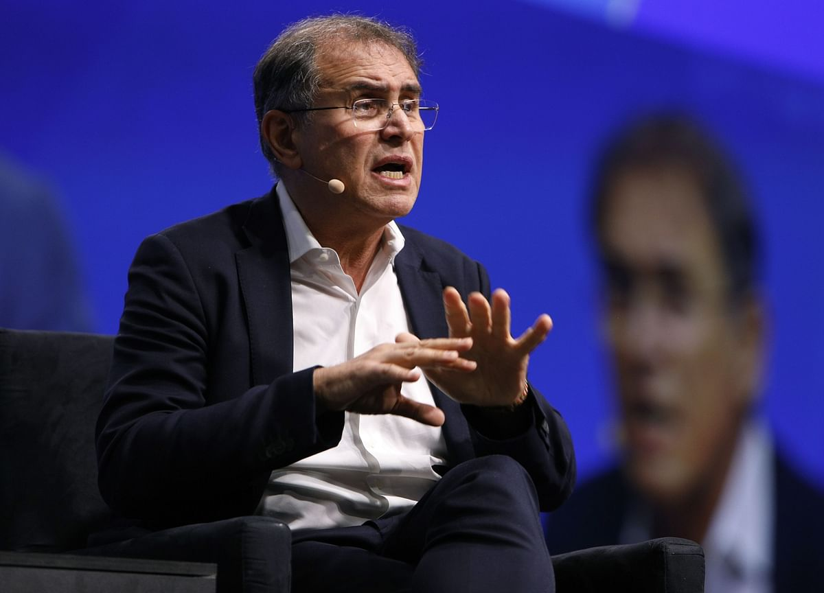 Roubini Warns U.S. Yields Above 2% Will Bite Amid Excess Risk