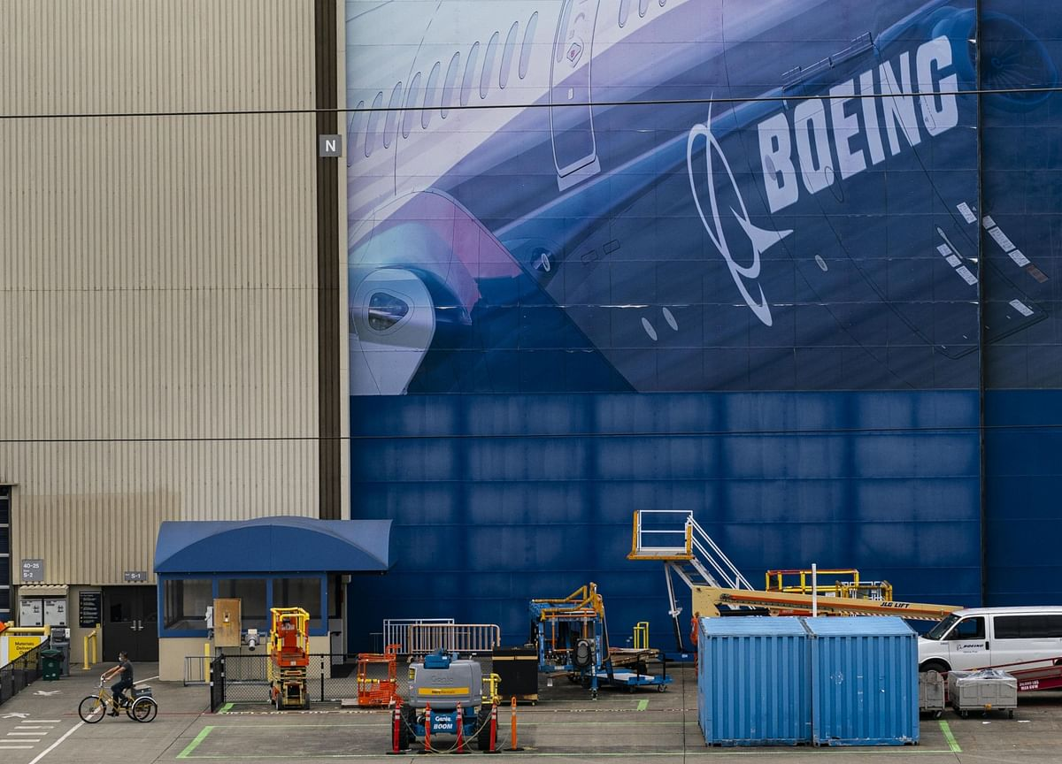 Boeing Says It Fired 65 Workers for Hateful Words or Actions