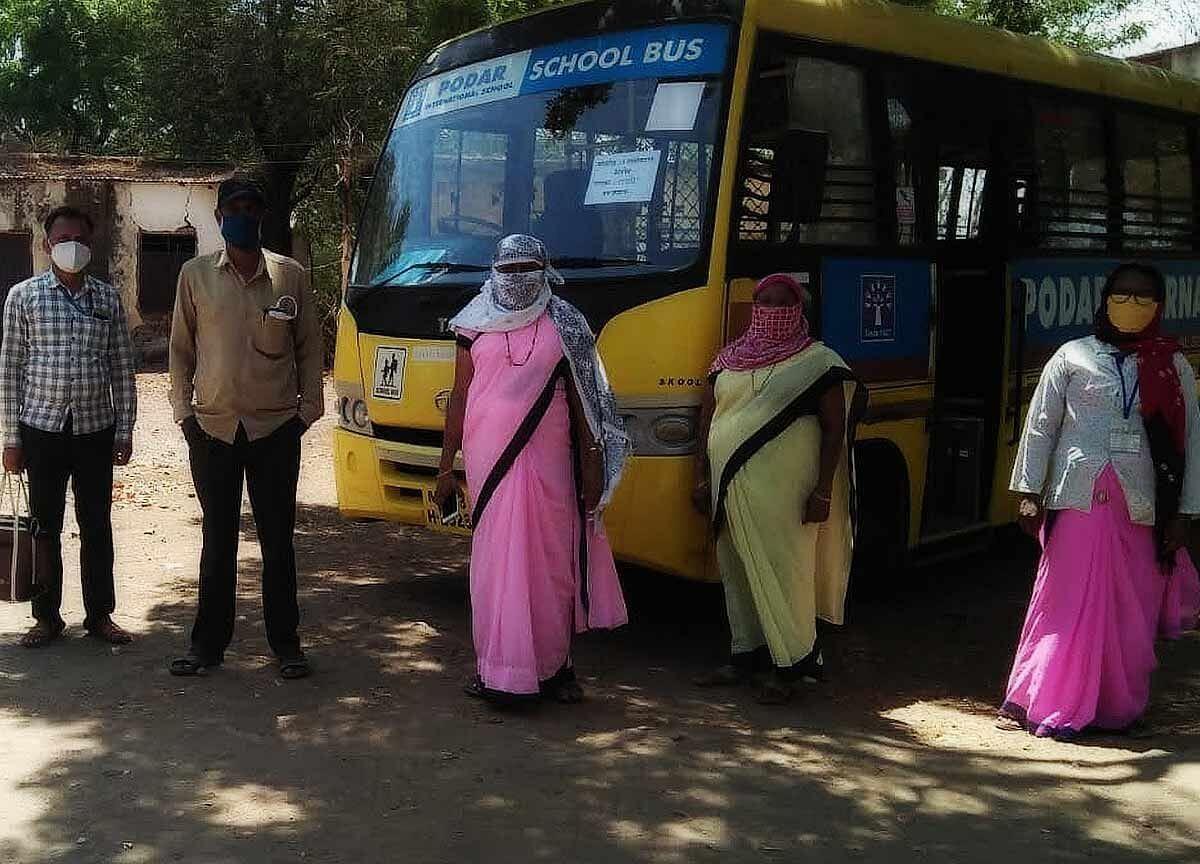 How Health Workers Are Fighting Vaccine Hesitancy In Villages
