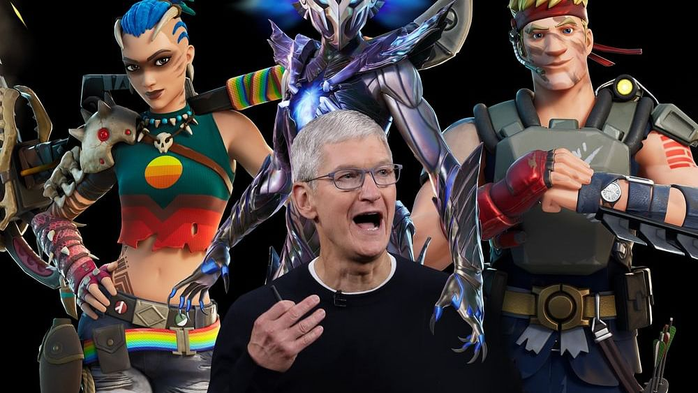 How Apple's Relationship With Epic Collapsed