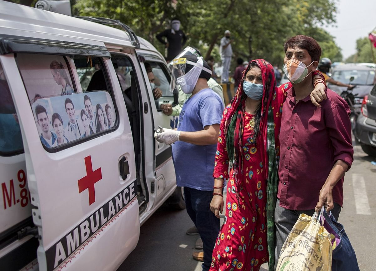 India's Covid Catastrophe Shows World the Danger of Complacency