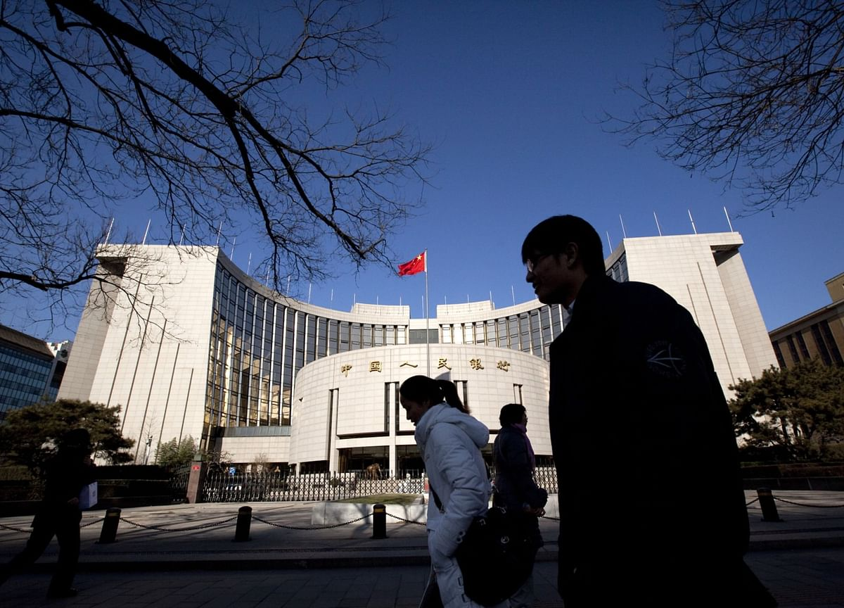 China Bond Rally Takes Yields to January Low as Peers Sell Off