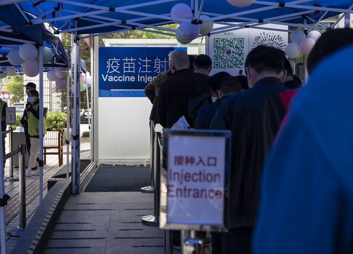 China Is Winning the Race to Vaccinate the World, for Now