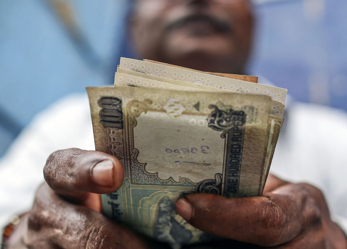 Indians Are Still Stocking Up On Cash, But At A Slower Pace