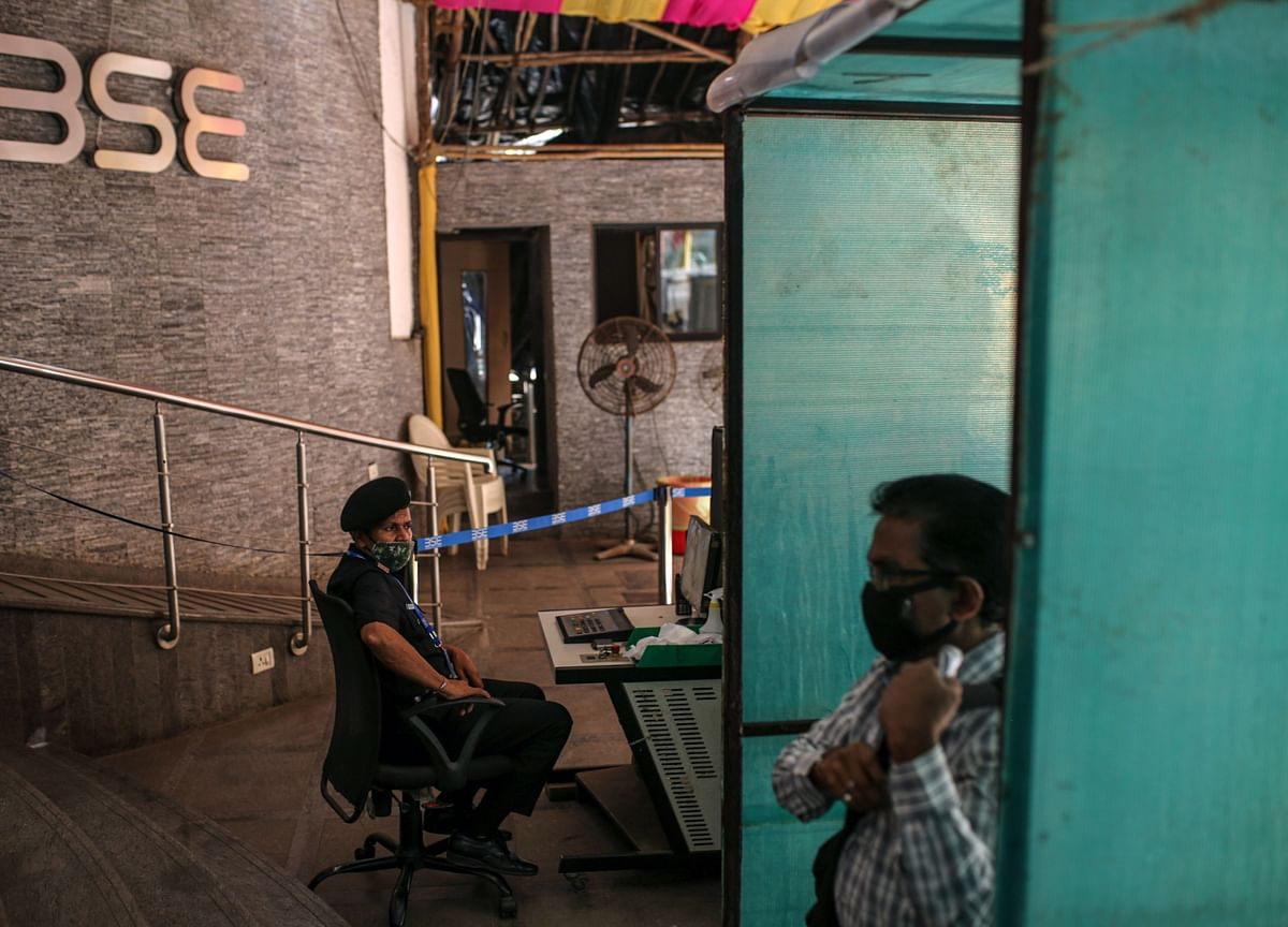 Traders Grapple With Grief While India's Markets Keep Rising