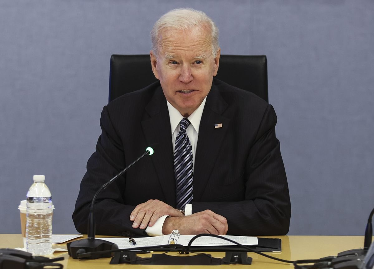 Biden Rejects Higher GOP Infrastructure Offer from Capito