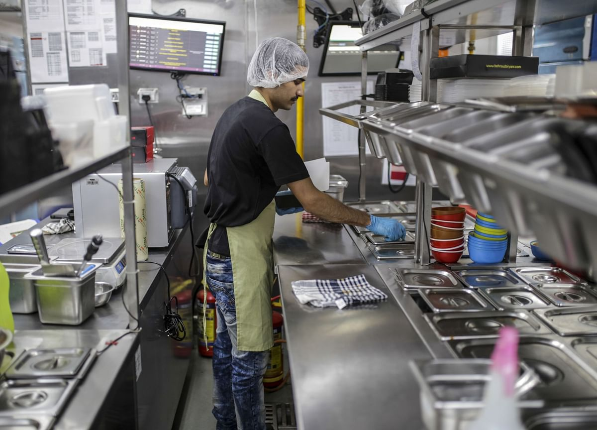 Goldman-Backed Rebel Foods Seeks Funds to Expand Cloud Kitchens