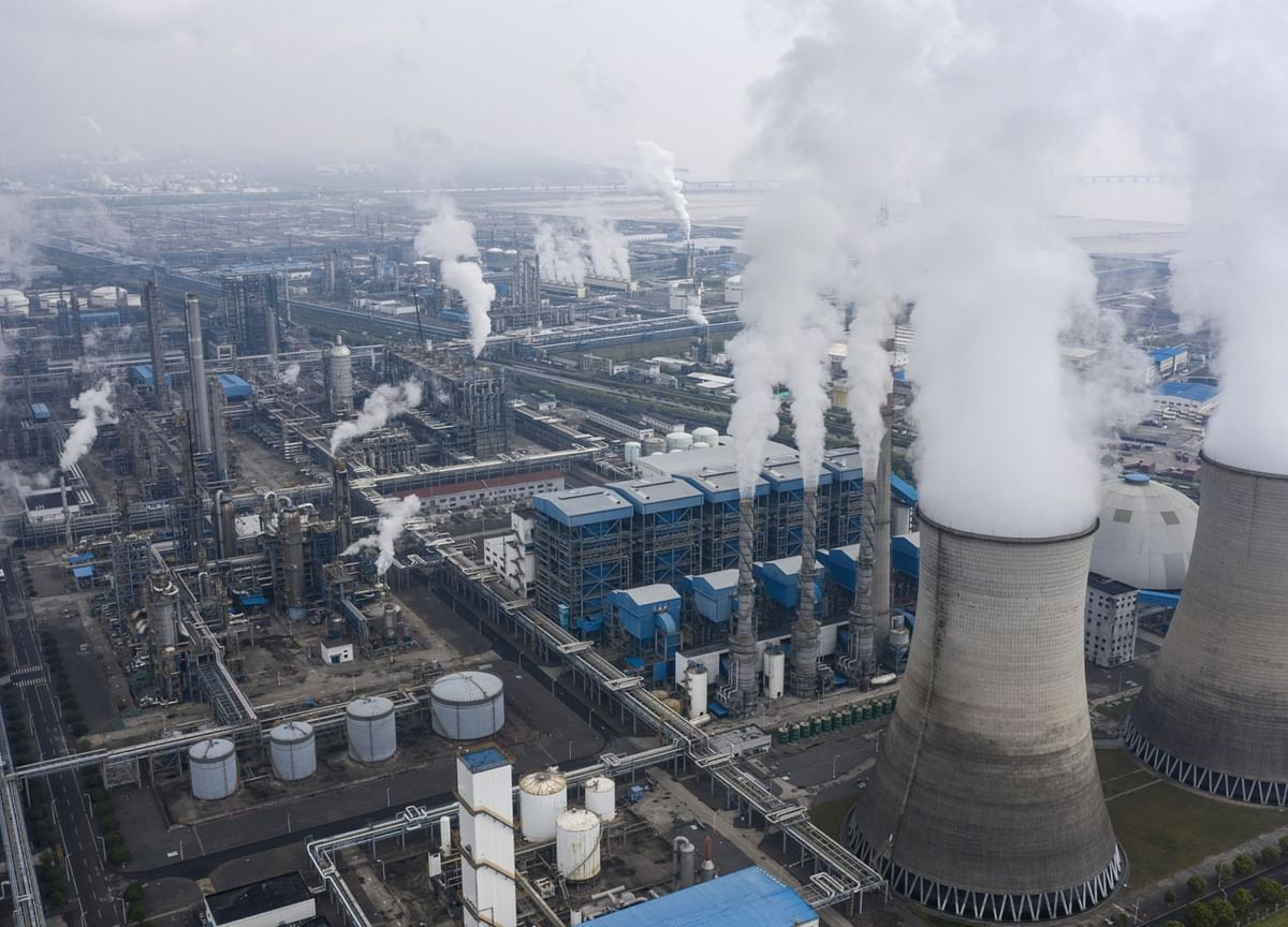 China's Emissions Now Exceed All the Developed World's Combined