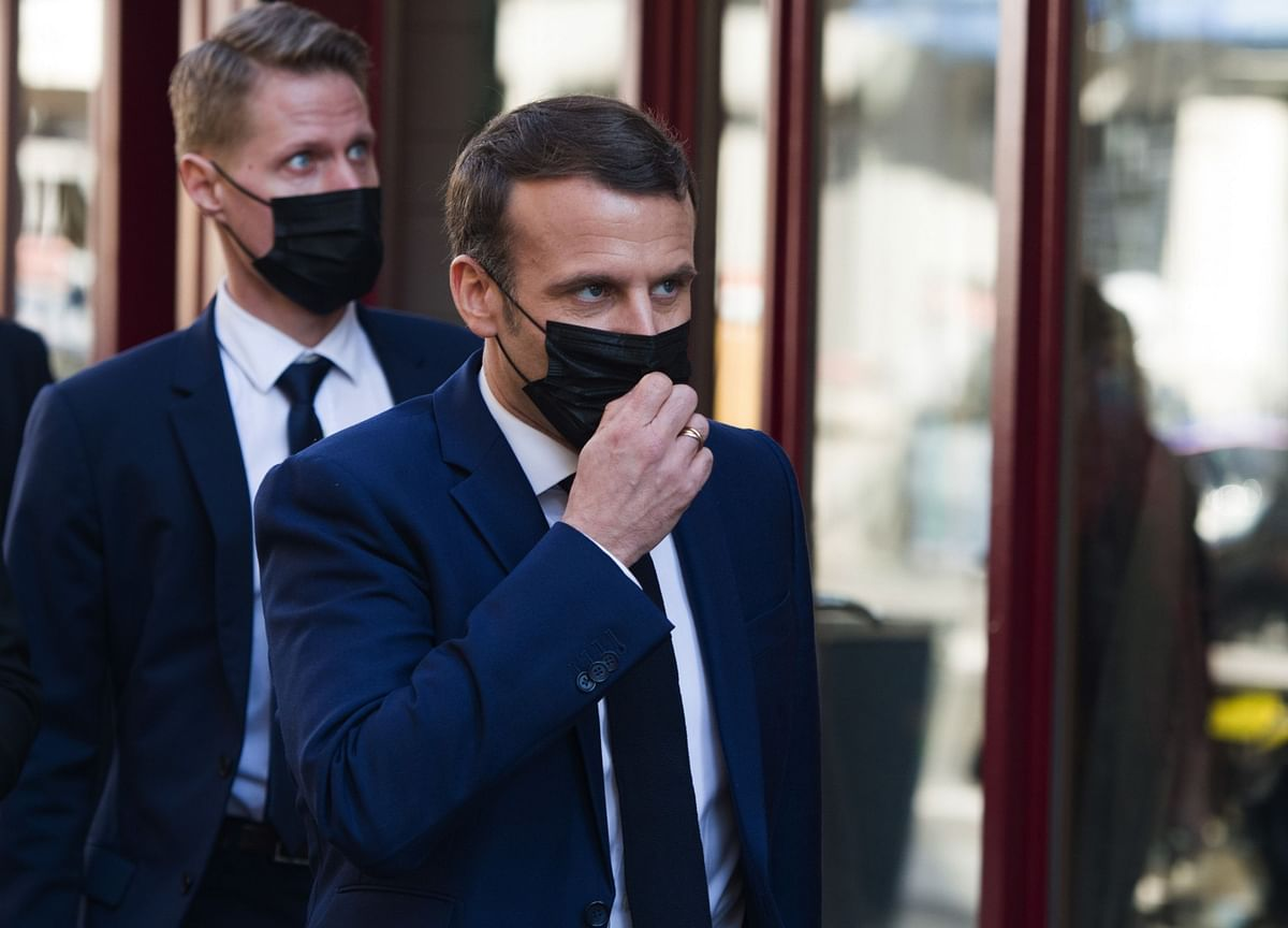 EmmanuelMacron to Fine-Tune Stimulus Six Months Before French Elections