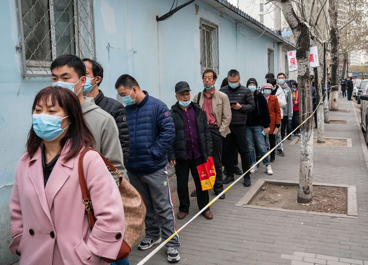 China Is Vaccinating Almost 14 Million People a Day