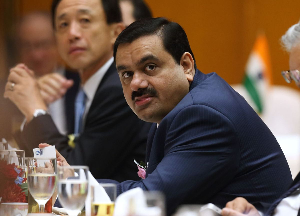 Billionaire Adani's Unit Considers Scrapping Myanmar Deal After Coup