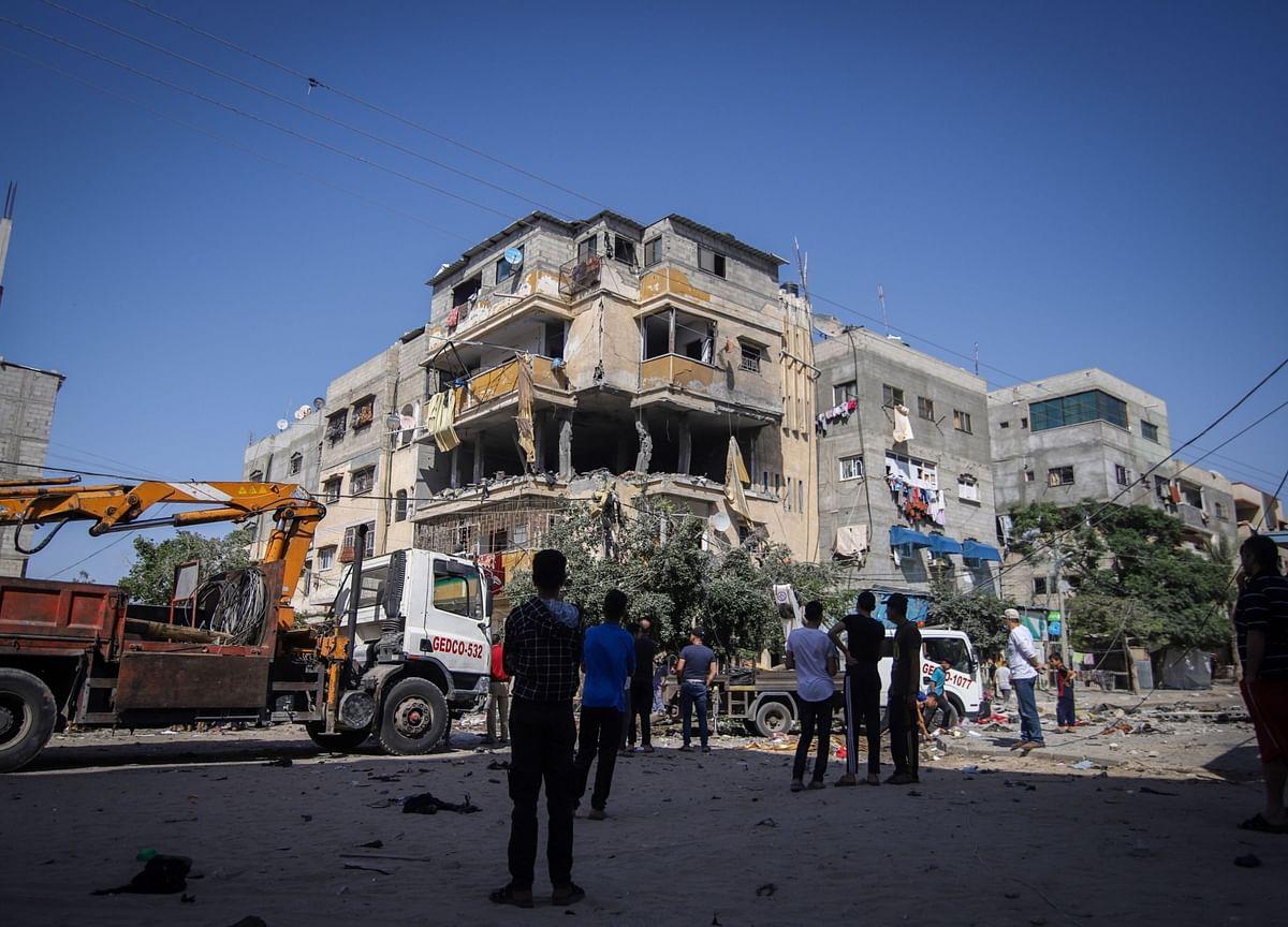 Biden Tells Netanyahu He Supports Cease-Fire in Gaza Pivot