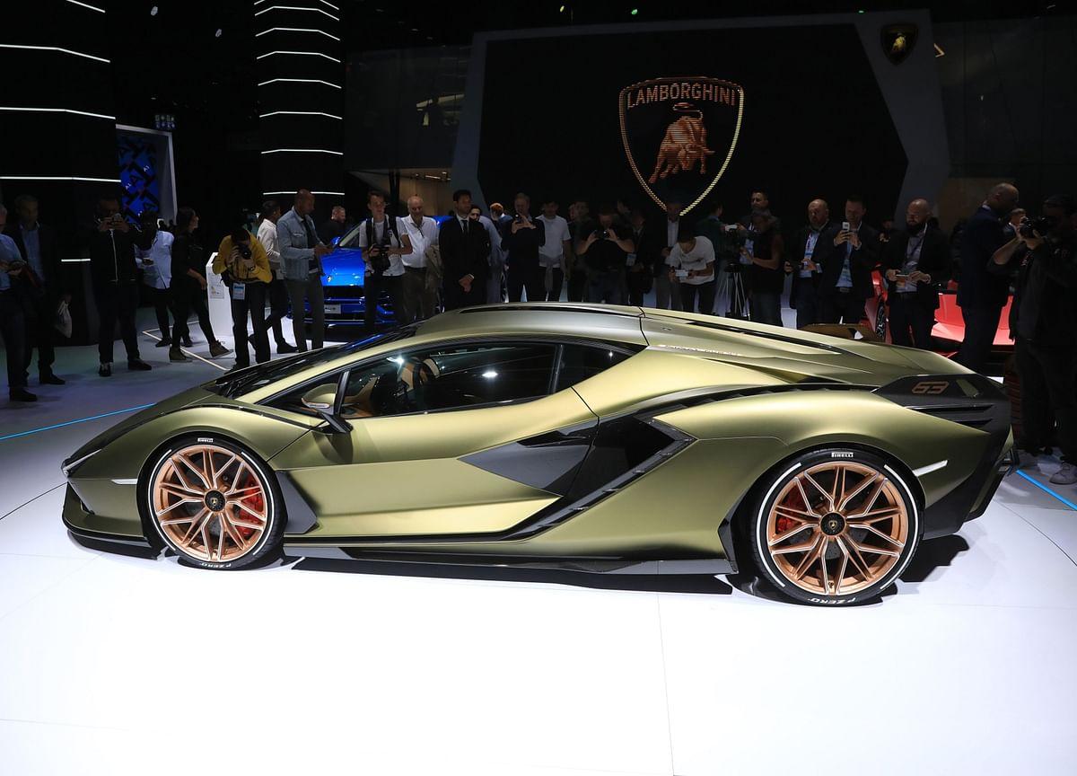 When toBuy a Lamborghini?There's No Time Like the Present