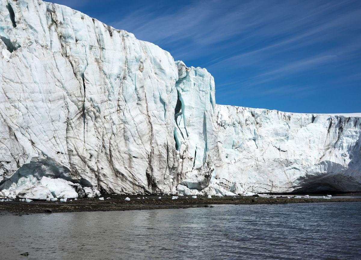 Sea-Level RiseFrom MeltingLand Ice May Double If ParisPact Fails
