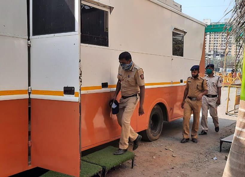 Mumbai Businessman Offers Bollywood Vanity Vans To Police On Lockdown Duty