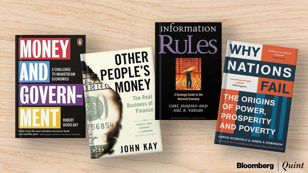 Saurabh Mukherjea's Four Must-Reads On Economics