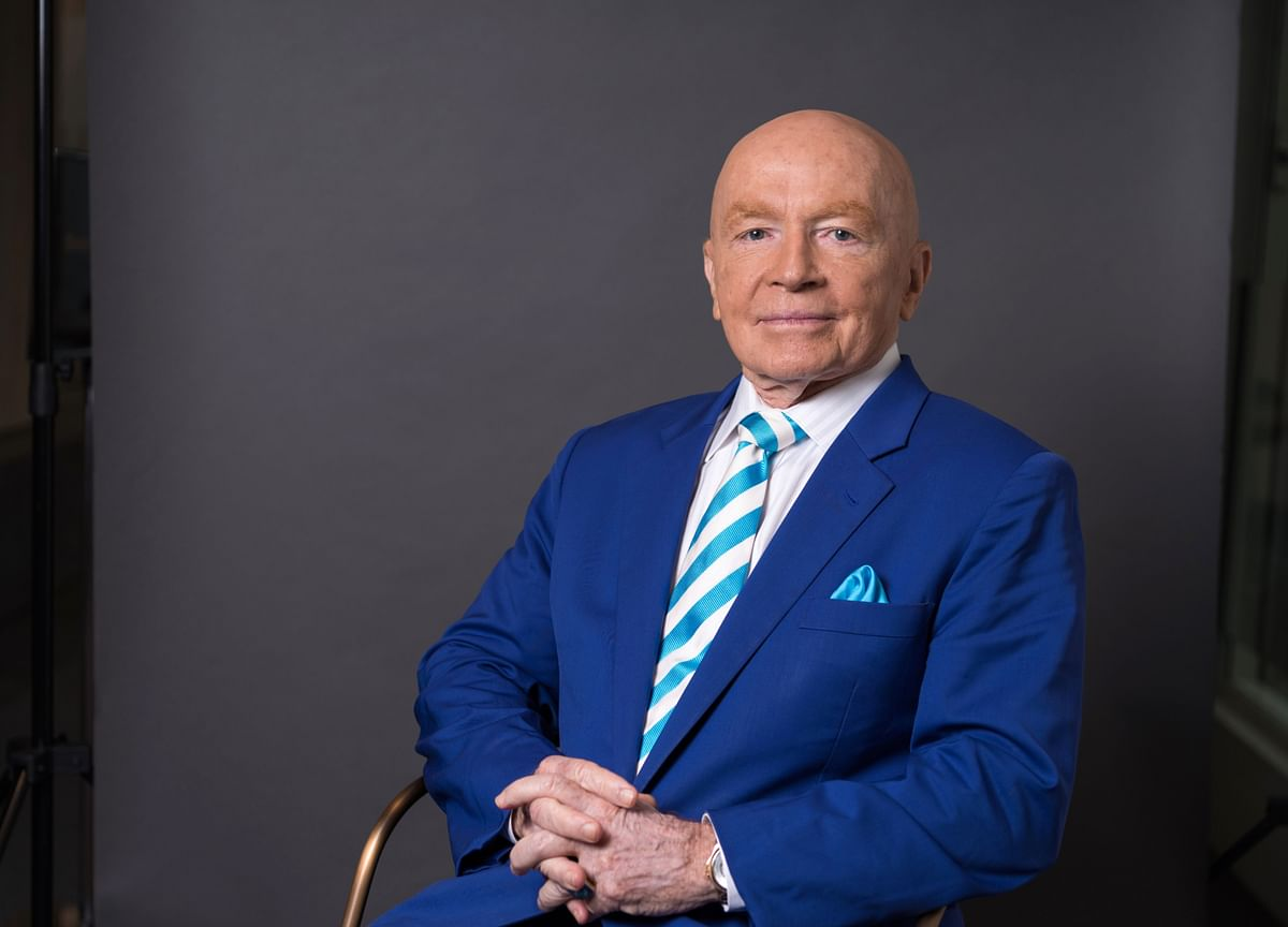 Mark Mobius Says Inflation Threat Won't Go Away Anytime Soon