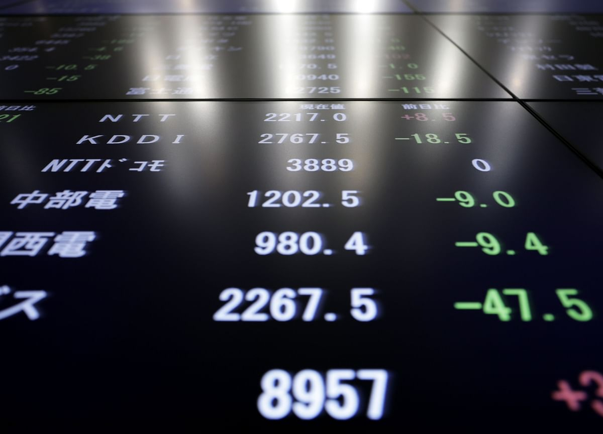 Stocks Fall for Second Day on Inflation Worries: Markets Wrap