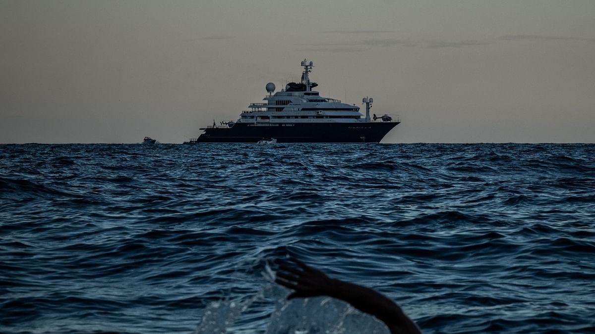 Jeff Bezos' New Superyacht Heralds Roaring Market For Big Boats
