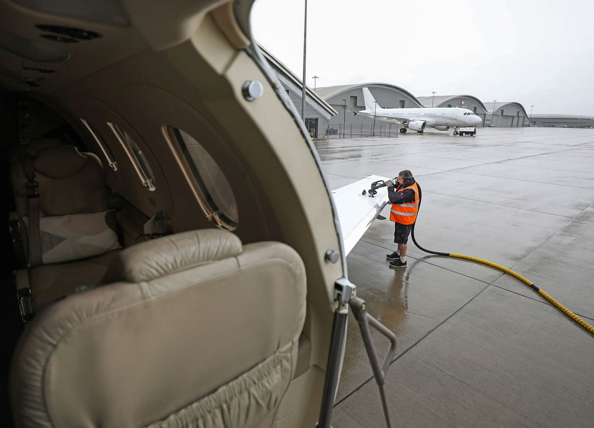 The Oil That Cooked Your Fries Is Now Refueling Your Aircraft