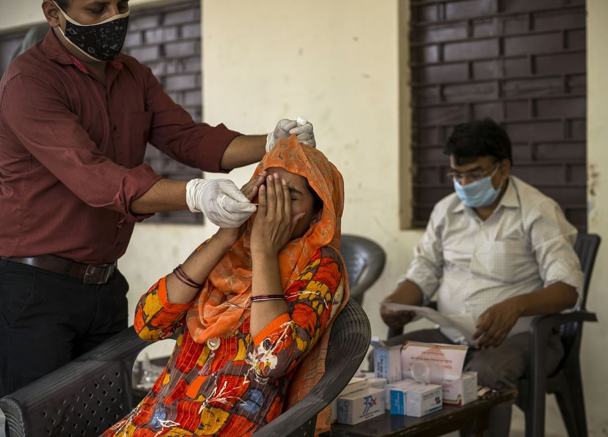 Coronavirus India Cases: Active Infections At 20 Lakh; Maharashtra Extends Curbs