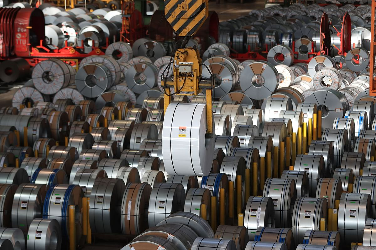 Industry Research - Domestic Steel Production, Consumption In April: CARE Ratings
