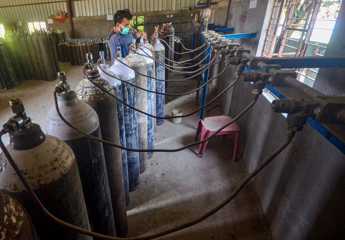 Submit Plan To Augment Oxygen Supply To Delhi, Supreme Court Tells Centre