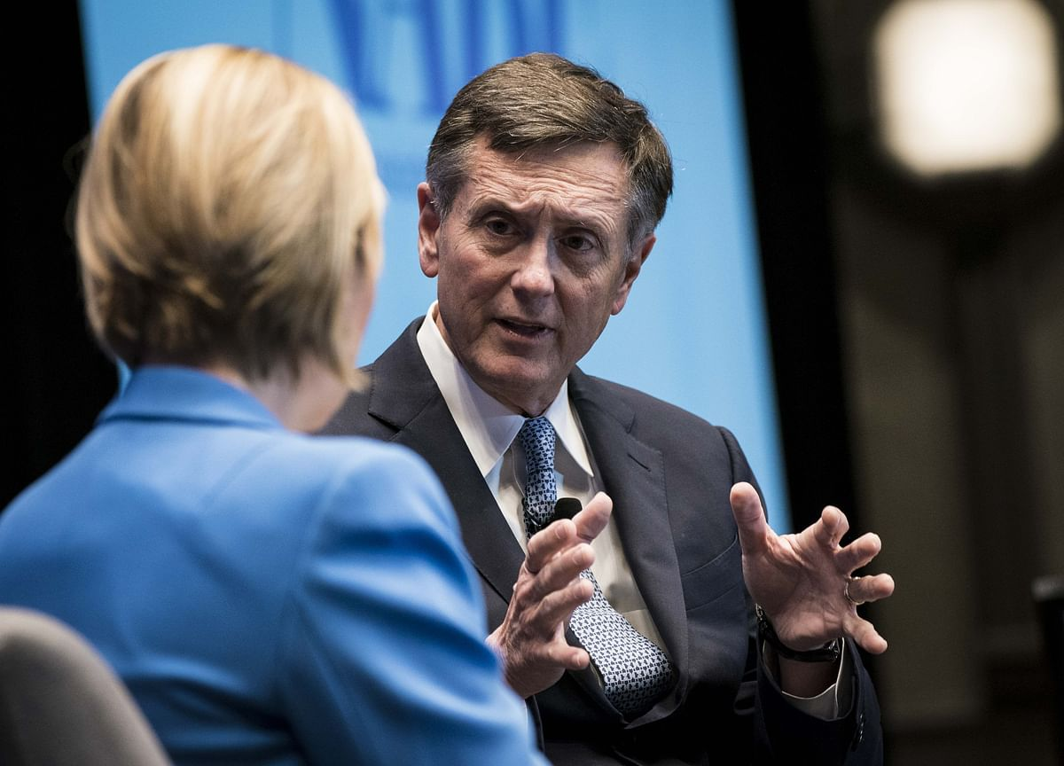 Fed's Clarida Plays Down Significance of Rising Inflation