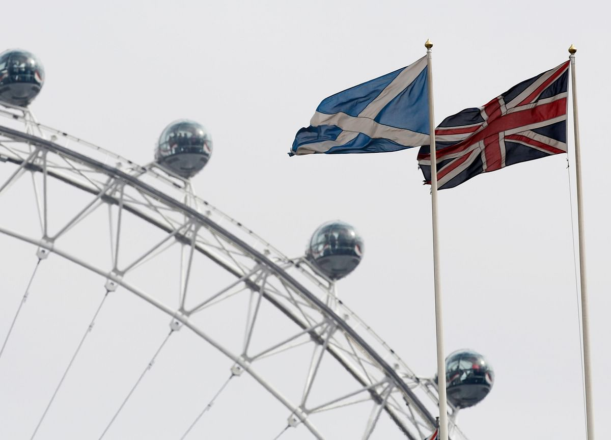 'Worse Than Brexit': Scottish Independence Weighs on U.K. Assets