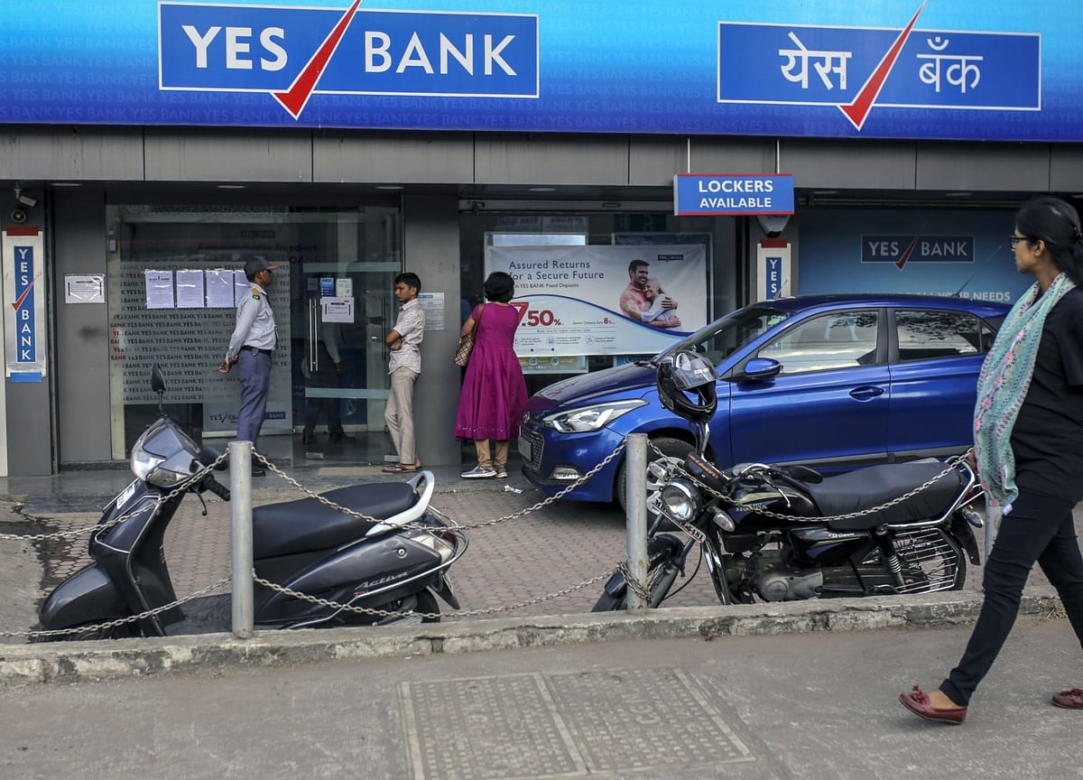 Top Investor Bay Tree Cuts Stake In India's Yes Bank By 28%