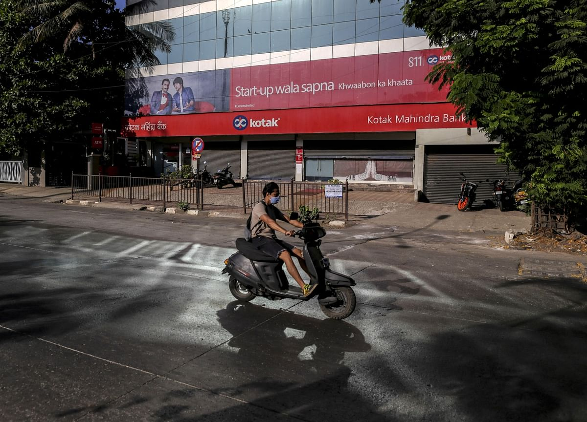 Kotak Mahindra Profit Misses Estimate as Loan Provisions Rise