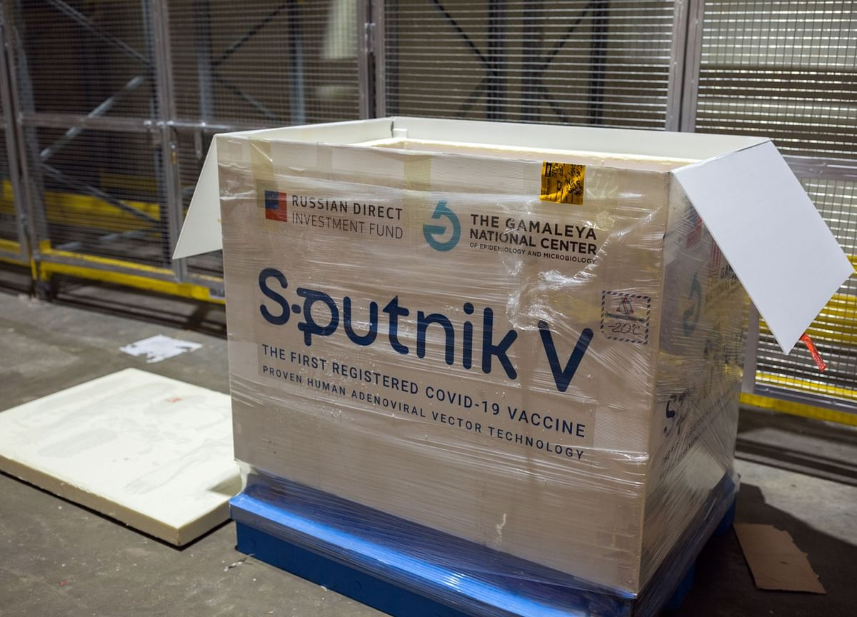 Snowman Logistics Shares Surge On Sputnik Vaccine Delivery Tie-Up With Dr. Reddy's