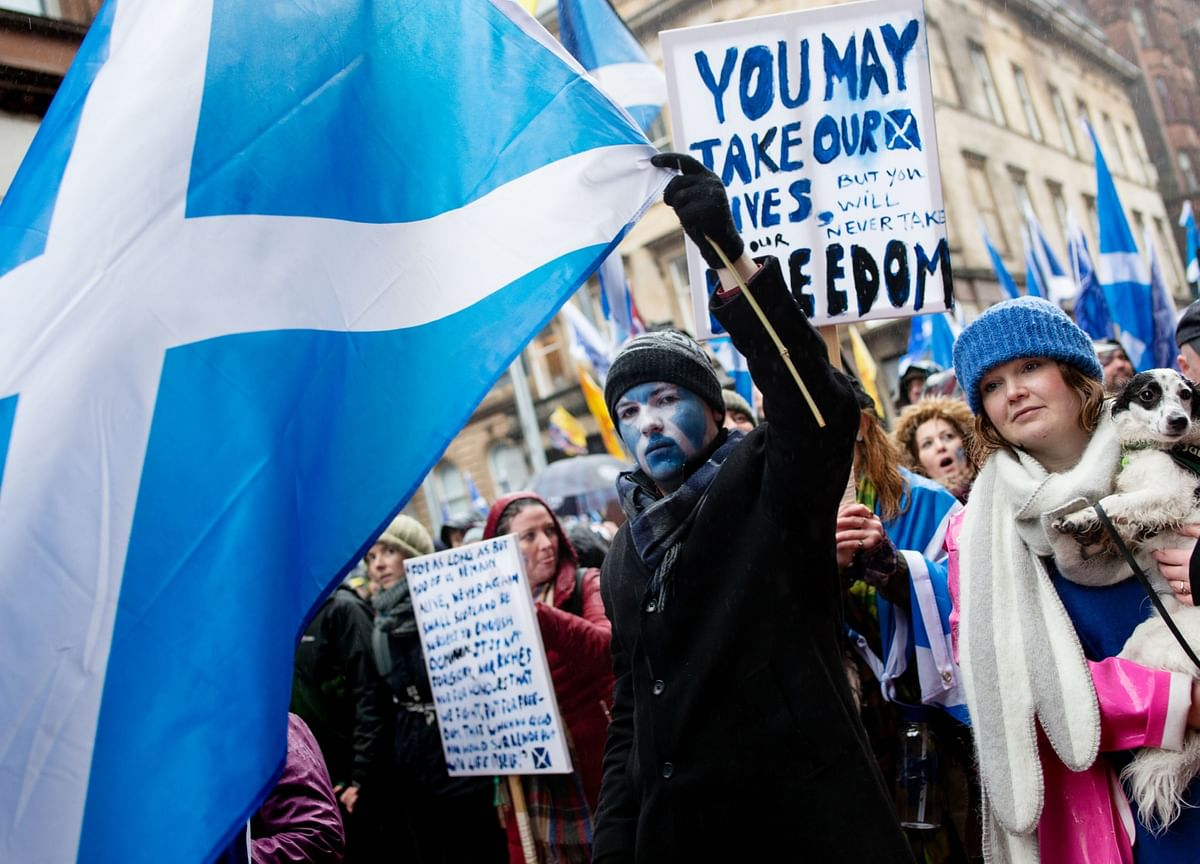 Why Scotland's Road to an Independence Vote Is Rocky
