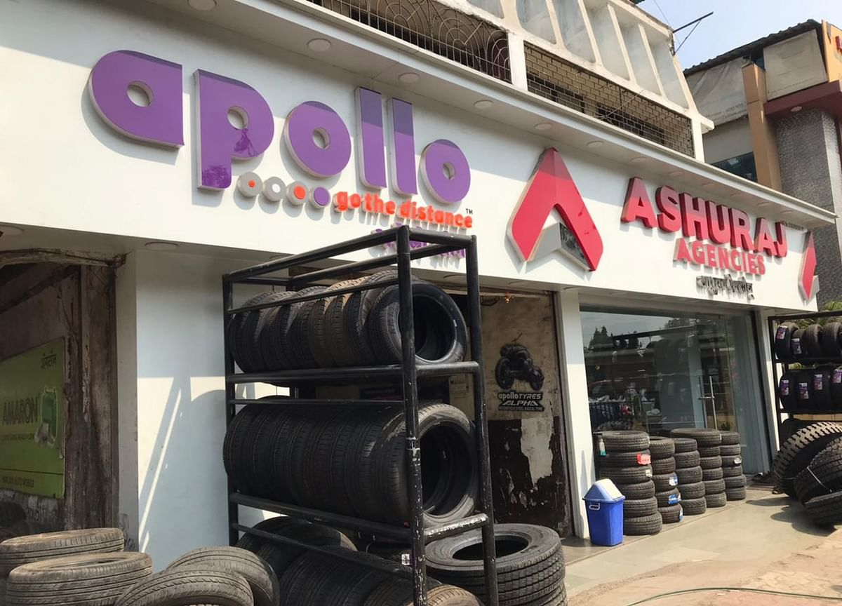 Apollo Tyres Q4 Review - Standing Tall Against All Odds: Dolat Capital