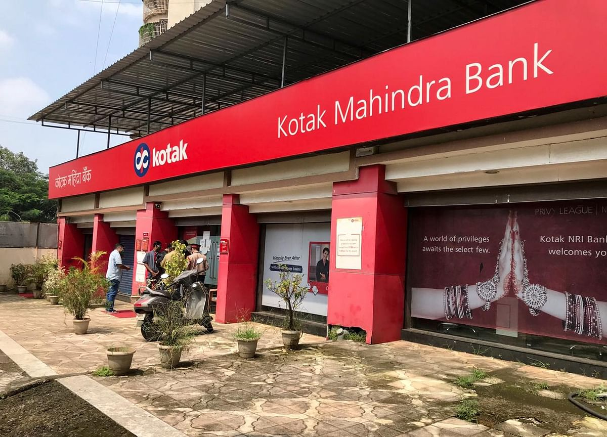 Kotak Mahindra Bank Q4 Review - On Track Despite Some Hiccups: Dolat Capital