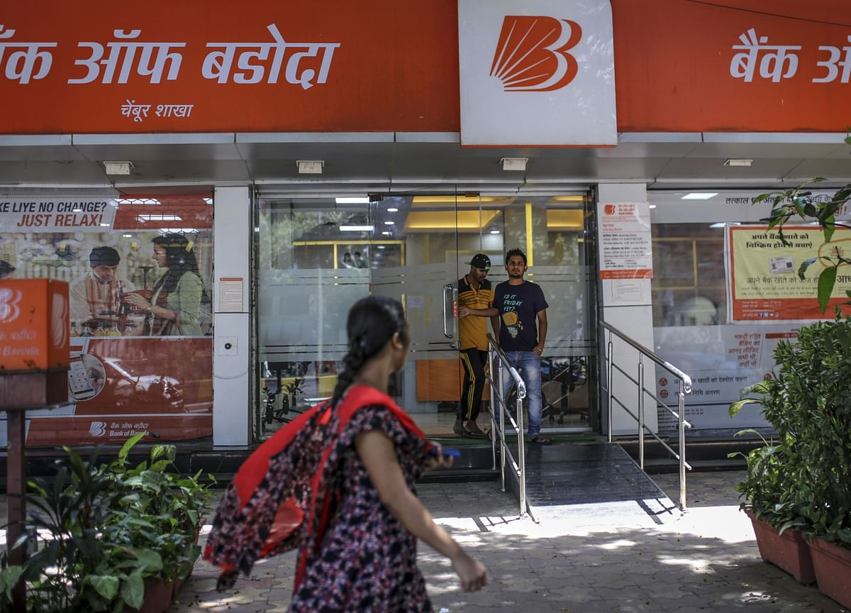 Bank of Baroda Plans to Raise $690 Million After Unexpected Loss