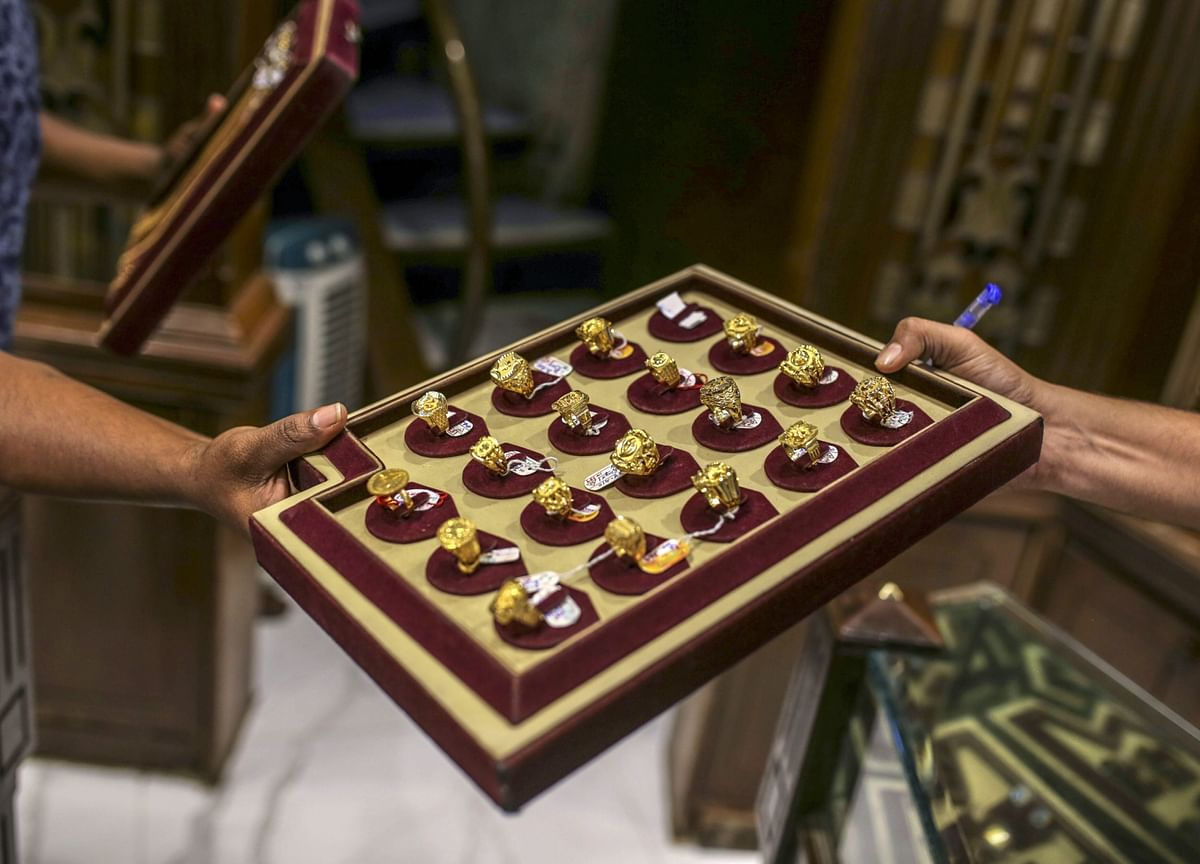 Gold Imports Plunge in India as Virus Slashes Demand