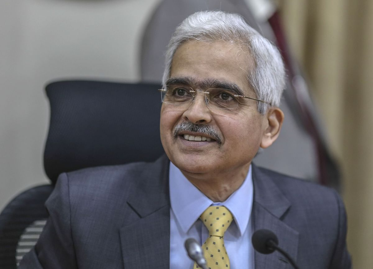 RBI Governor Shaktikanta Das: RBI Announces Rs 1.2-Lakh-Crore GSAP 2.0, Says 6% Bond Yield Not Sacrosanct