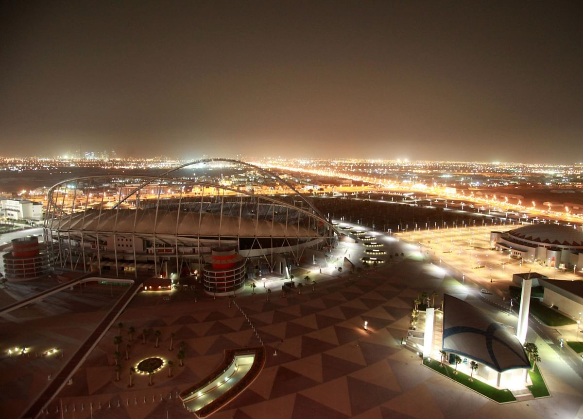 Qatar Sees $20 Billion Bump to Economy From Soccer World Cup